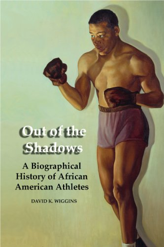Out of the Shadows: A Biographical History of African American Athletes 9781557288264