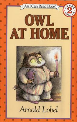 Owl at Home Book and Tape [With] Book