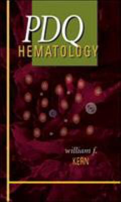 PDQ Hematology (Book with Mini CD-ROM) [With CDROM] 9781550091762