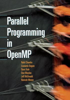 Parallel Programming in Openmp 9781558606715