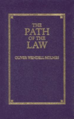 The Path of the Law 9781557091741