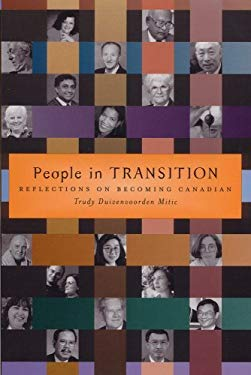 People in Transition 9781550416121