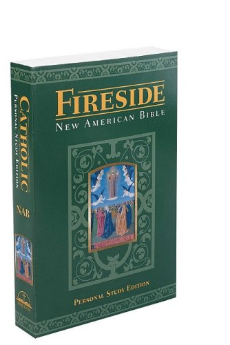 Personal Study Bible-Nab 9781556652448
