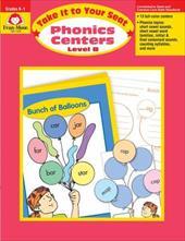 Phonics Centers Level B: EMC 3328