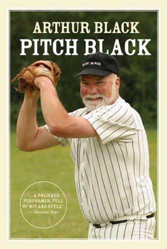 Pitch Black 9781550173673
