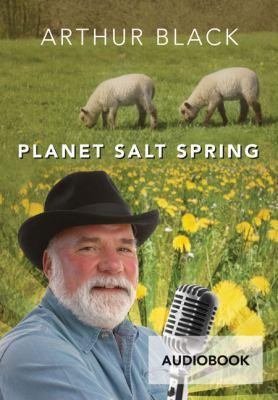 Planet Salt Spring 9781550174700