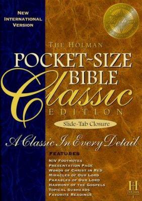Pocket-Size Bible 9781558198401