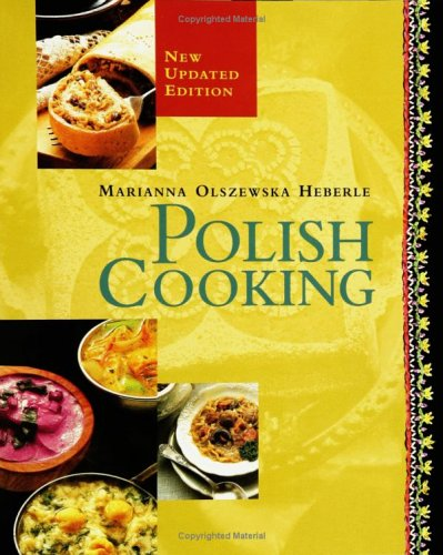 Polish Cooking, Revised 9781557884770