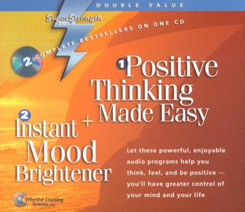 Positive Thinking Made Easy+ Instant Mood Brightener 9781558481114