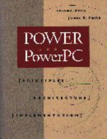 Power and PowerPC 9781558602793