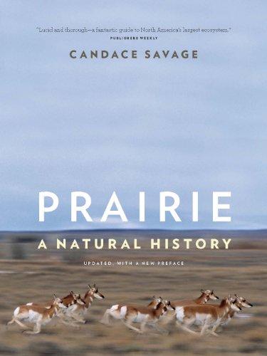 Prairie: A Natural History 9781553655886