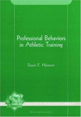 Professional Behaviors in Athletic Training 9781556424090