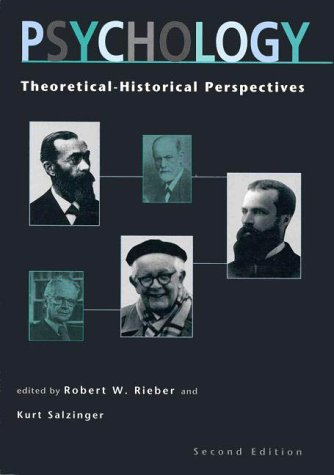 Psychology: Theoretical--Historical Perspectives 9781557985248