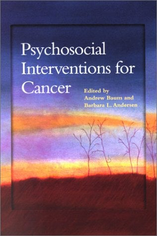 Psychosocial Interventions for Cancer 9781557987341