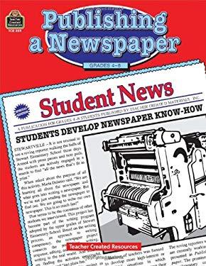 Publishing a Newspaper 9781557342096