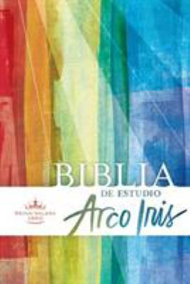 Rainbow Study Bible-RV 1960 9781558195554