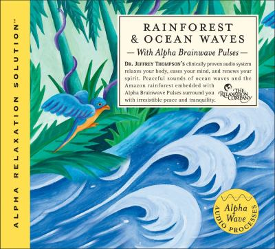 Rainforest and Ocean Waves 9781559617482