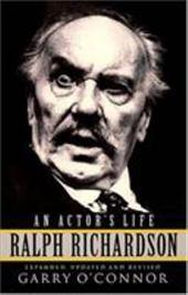 Ralph Richardson - An Actor's Life 6898248