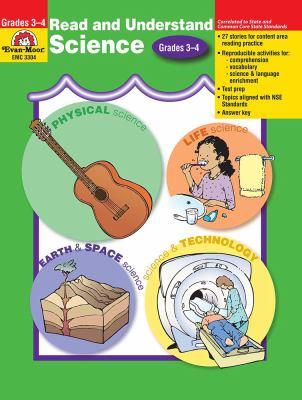 Read & Understand Science, Grades 3-4 9781557998569