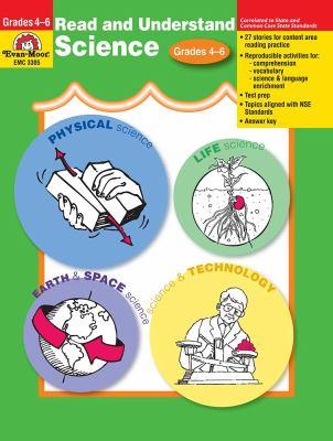 Read & Understand Science, Grades 4-6 9781557998576