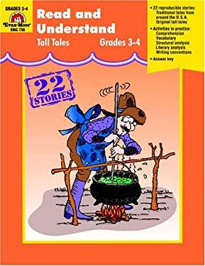 Read & Understand Tall Tales, Grades 3-4 9781557997517