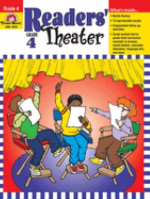 Readers' Theater, Grade 4 9781557998934