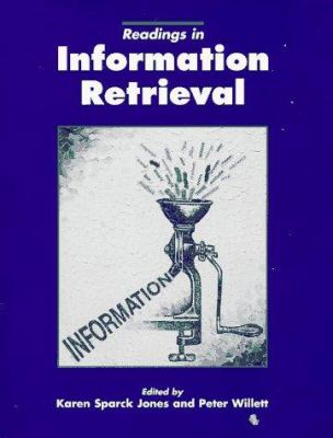 Readings in Information Retrieval 9781558604544