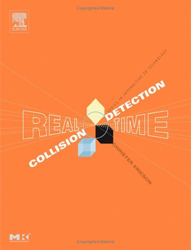Real-Time Collision Detection [With CD] 9781558607323