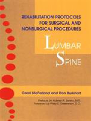 Rehabilitation Protocols Surg. 9781556433801