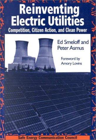 Reinvent Elec Util, P 9781559634557