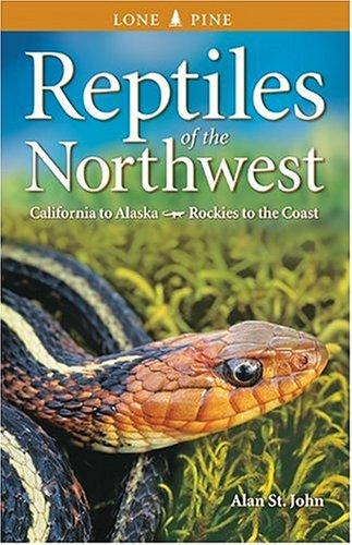 Reptiles of the Northwest 9781551053431