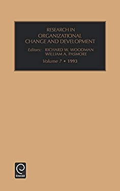 Research in Organizational Change and Development 9781559385398