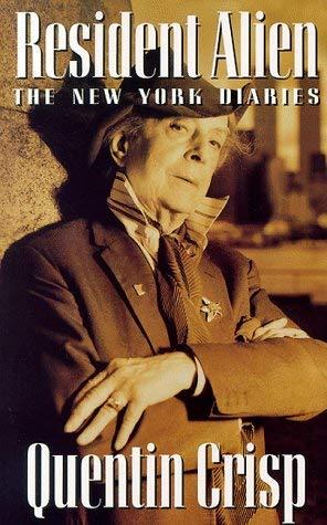 Resident Alien: The New York Diaries 9781555834661