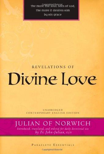 Revelations of Divine Love 9781557259073