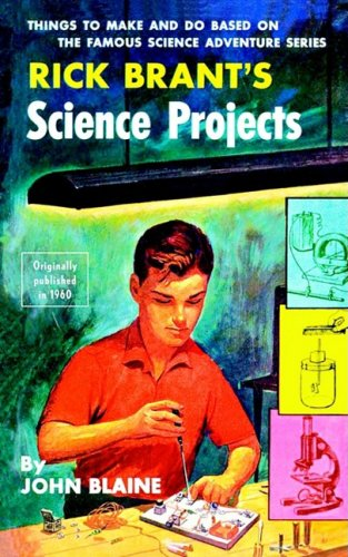 Rick Brant's Science Projects 9781557090089