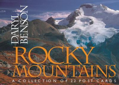 Rocky Mountains: A Collection of 22 Postcards 9781551051895