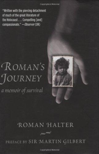 Roman's Journey: A Memoir of Survival 9781559708548