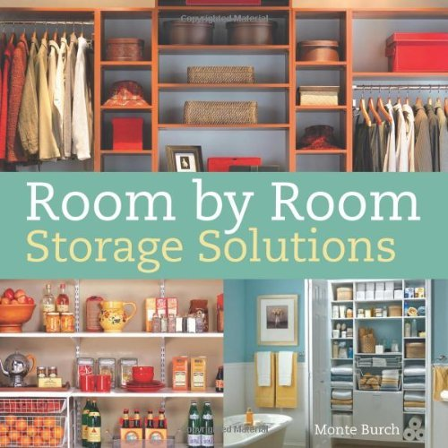 Room by Room Storage Solutions 9781558708709
