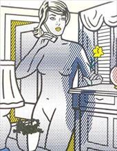 Roy Lichtenstein: Interiors 6871536