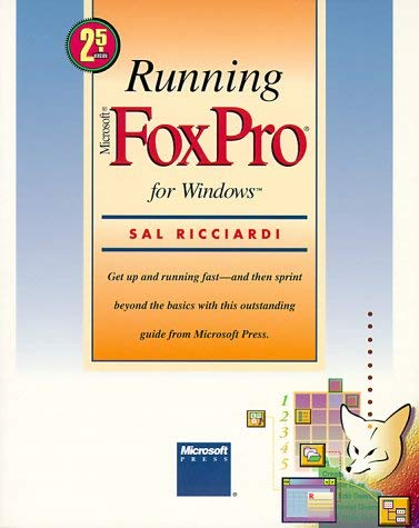 Running Microsoft FoxPro for Windows 9781556155536