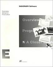 SAS/Graph Software: Examples, Version 6 6863712