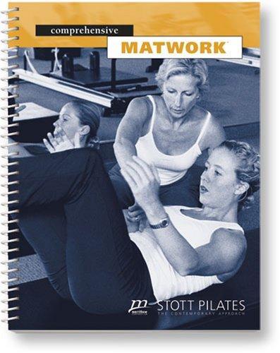 STOTT PILATES Manual - Comprehensive Matwork (English)