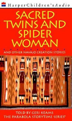 Sacred Twins and Spider Woman Audio: Sacred Twins and Spider Woman Audio 9781559946780