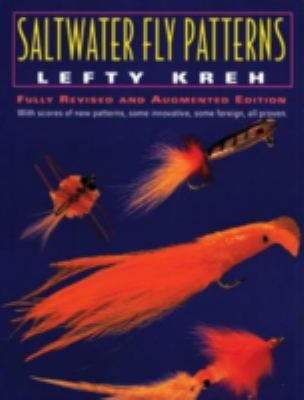 Saltwater Fly Patterns 9781558213371