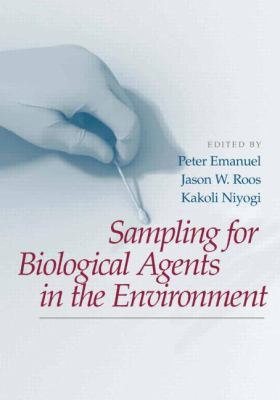 Sampling for Biological Agents in the Environment 9781555814502