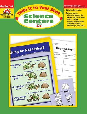 Science Centers, Grades 1-2 9781557999610