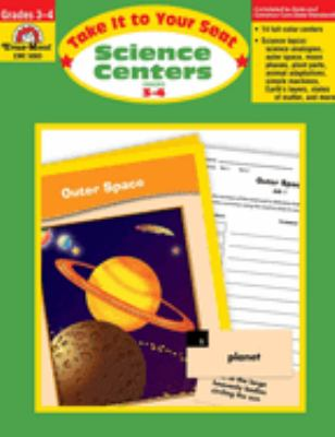 Science Centers, Grades 3-4 9781557999627