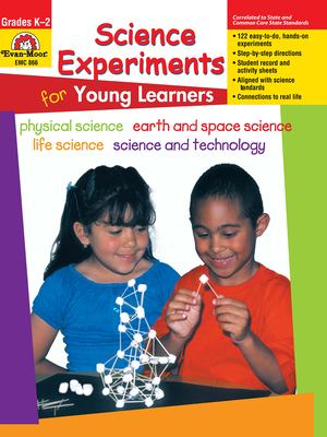Science Experiments for Young Learners 9781557997791