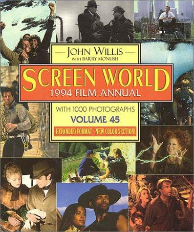 Screen World 1994, Vol. 45 9781557832016