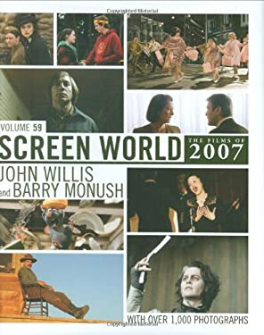 Screen World: The Films of 2007 9781557837417